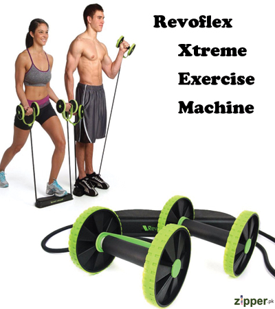 Revoflex Xtreme Exercise Machine in Lahore, Karachi, Islamabad ...